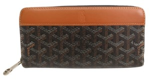 Goyard Goyard Matignon Round Zippy Long Wallet