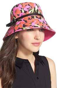 Kate Spade Brand New KATE SPADE NEW YORK Tropical Floral Bucket Hat