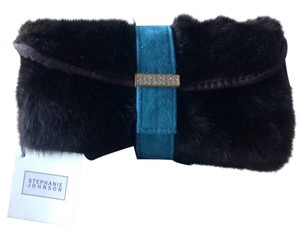 Stephanie Johnson faux fur