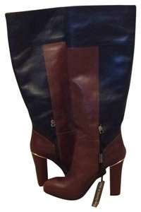 Vero Cuoio Black/Brown Boots