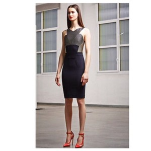 Antonio Berardi Stretch Crepe Dress