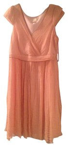 J.Crew Silk Chiffon Bridesmaids Maribelle Dress