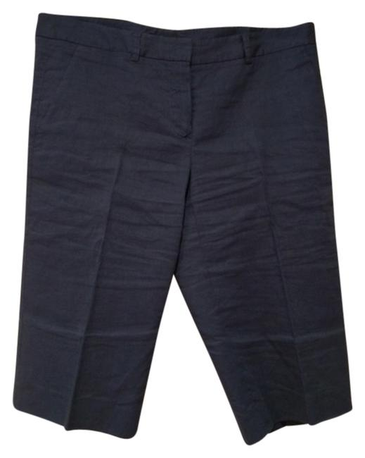 Theory Bermuda Shorts Navy