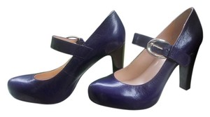 Other deep purple Pumps