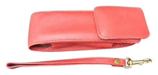 Preload https://item5.tradesy.com/images/coach-red-leather-vintage-phone-wristlet-4694539-0-0.jpg?width=440&height=440
