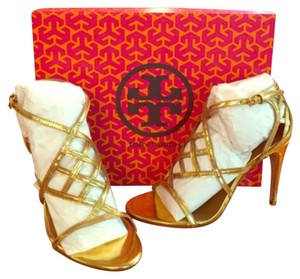 Tory Burch Gold Formal
