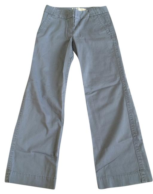 J.Crew Boot Cut Pants Grey