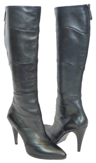 Preload https://item4.tradesy.com/images/via-spiga-black-leather-knee-high-bootsbooties-size-us-55-regular-m-b-4697398-0-0.jpg?width=440&height=440
