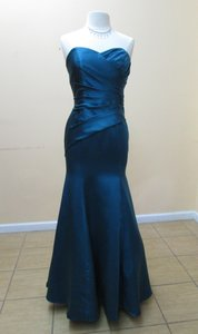Alfred Angelo Tealness 7168 Dress