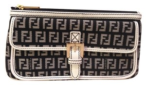 Fendi Fendi soft clutch