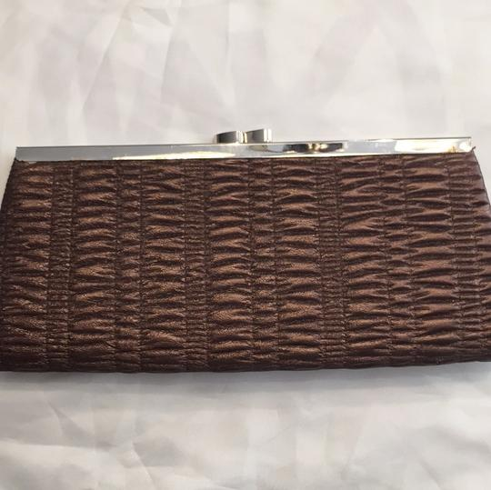 Bijoux Terner Brown Clutch