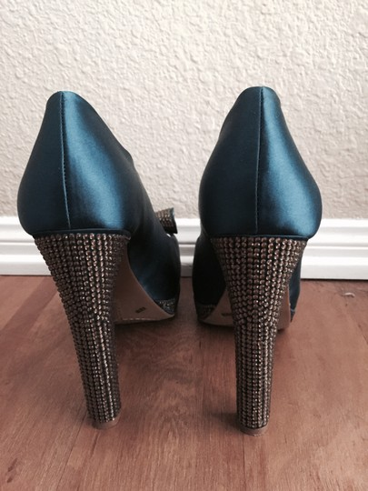 Vince Camuto Turquoise Pumps