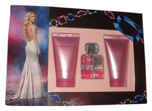 Britney Spears Britney Spears RADIANCE Perfume Lotion Shower Gel Gift Set NEW