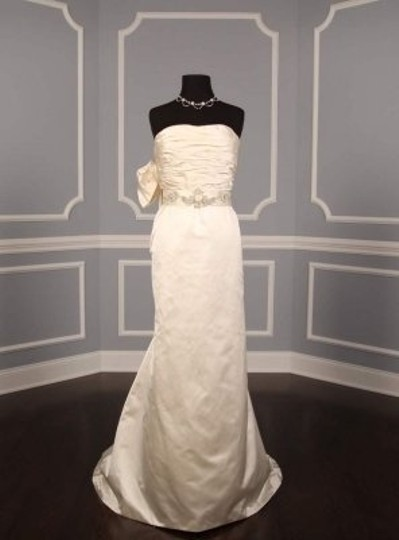 Badgley Mischka Ivory Hayward Sash