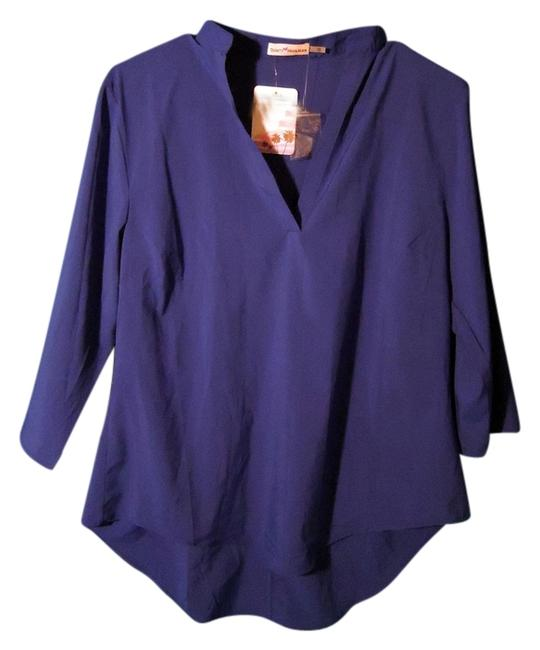 Preload https://item5.tradesy.com/images/dainty-hooligan-royal-blue-ct1160a-blouse-size-8-m-4699399-0-0.jpg?width=400&height=650