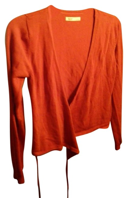 Preload https://img-static.tradesy.com/item/4700359/old-navy-rust-or-burnt-orange-navy-wrap-sweater-activewear-jacket-size-12-l-32-33-0-2-650-650.jpg