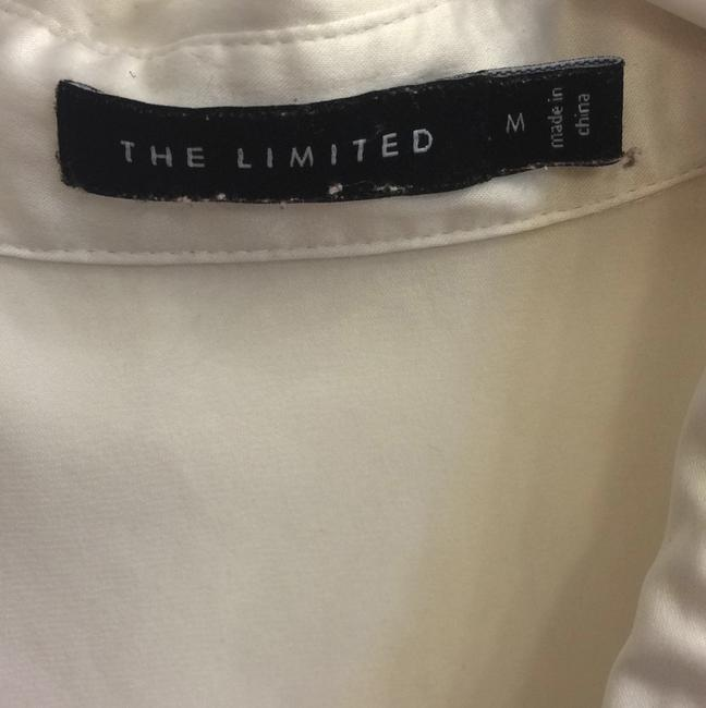 The Limited Button Down Shirt Ivory