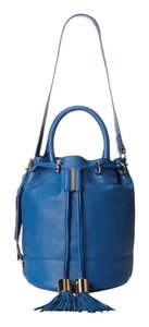 See by Chloé Blue Bucket Chloe Chloe Vicki Chloe Handbag Shoulder Bag