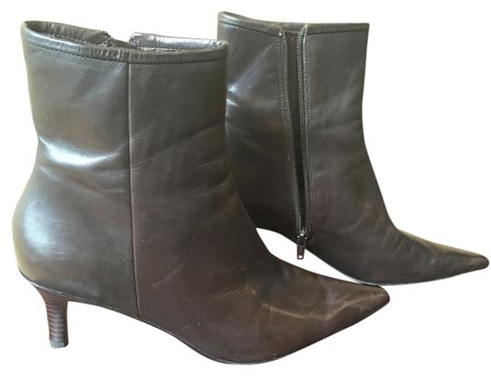 Preload https://item1.tradesy.com/images/nine-west-leather-brown-boots-4701775-0-0.jpg?width=440&height=440