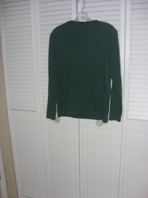 RED HEAD FOR HER L Top GREEN
