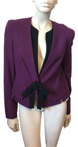 Robert Rodriguez Purple Blazer