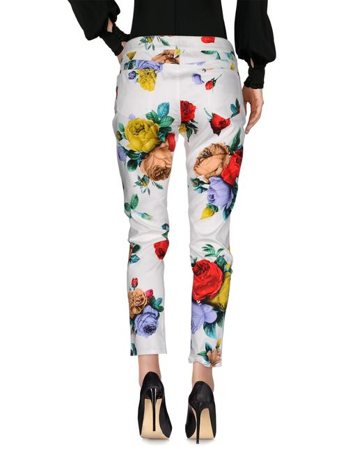 Love Moschino Skinny Pants Floral
