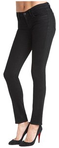 J Brand Pencil Skinny Jeans-Coated