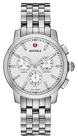 Preload https://item2.tradesy.com/images/michele-silver-uptown-28-diamond-dial-case-and-bracelet-watch-4703746-0-0.jpg?width=440&height=440