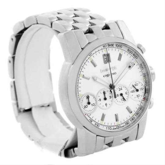 Eberhard Eberhard Chrono Stainless Steel Chronograph Mens Watch 31041