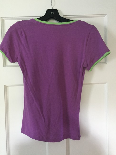 Dolce&Gabbana T Shirt Purple/Green