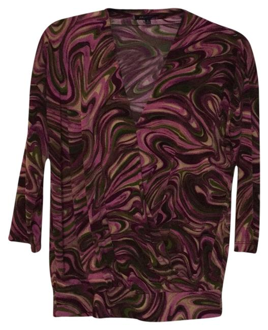 Preload https://item2.tradesy.com/images/ak-anne-klein-top-multicolor-with-the-pink-background-4707121-0-0.jpg?width=400&height=650