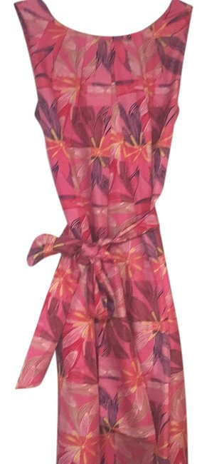 Preload https://item4.tradesy.com/images/lilly-pulitzer-pink-floral-above-knee-cocktail-dress-size-0-xs-4707733-0-0.jpg?width=400&height=650