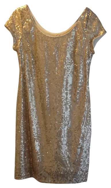 Preload https://item1.tradesy.com/images/roz-and-ali-dress-gold-sequin-4708405-0-0.jpg?width=400&height=650