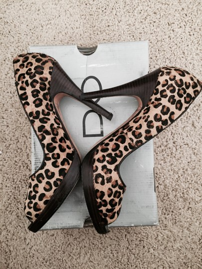 ALDO Leopard Calf Hair Pumps
