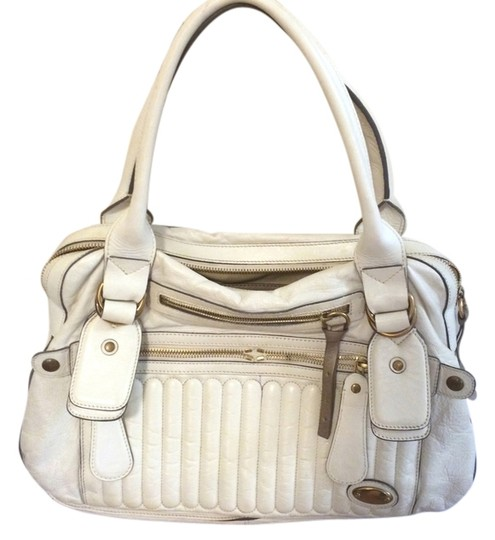 Preload https://item2.tradesy.com/images/chloe-white-leather-satchel-4709131-0-0.jpg?width=440&height=440