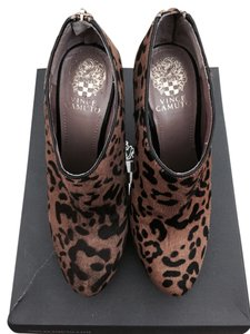Vince Camuto Leopard Calf Hair Boots