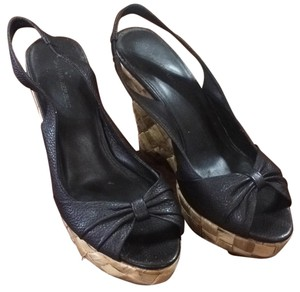 Banana Republic Dark brown Wedges