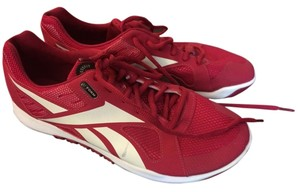 Reebok Red Crossfit Sneakers Pink/red Athletic