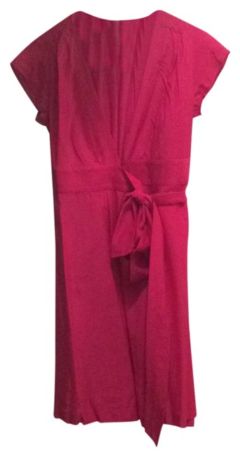 Preload https://item3.tradesy.com/images/banana-republic-pink-knee-length-workoffice-dress-size-0-xs-4710262-0-0.jpg?width=400&height=650