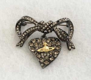 Vivienne Westwood Special Listing for Sarah VW Broach and Earrings
