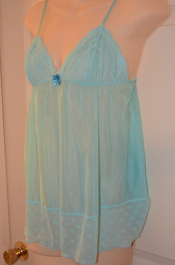 Victoria's Secret Victorias Secret Angels Size Small Something Blue Lace Lingerie BNWOT