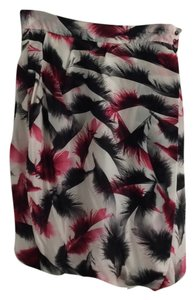 MCQ by Alexander McQueen Skirt White/black/pink