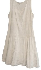 Max Studio short dress White on Tradesy