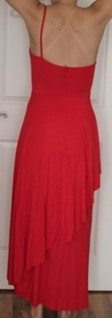 Red Maxi Dress by Rachel Pally