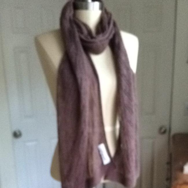 Item - Brown A N F Delicate. Knit Scarf/Wrap