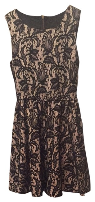 Preload https://item3.tradesy.com/images/h-and-m-blackblush-formal-dress-size-4-s-4712557-0-0.jpg?width=400&height=650