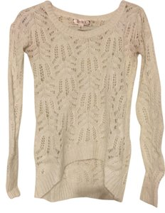Decree Knit Hi Lo Flowy Sweater