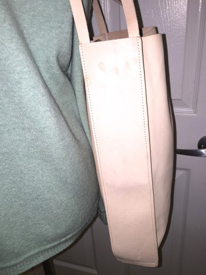 Chiyome Leather Leather Acne Studios Louis Vuitton Tote in Natural
