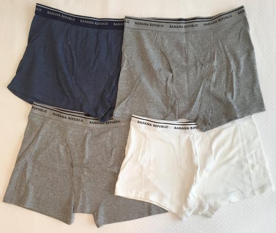 Banana Republic Men's Banana Republic Boxers - (Brand New Set of 4)