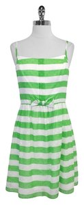 Lilly Pulitzer short dress Striped Spaghetti Strap on Tradesy